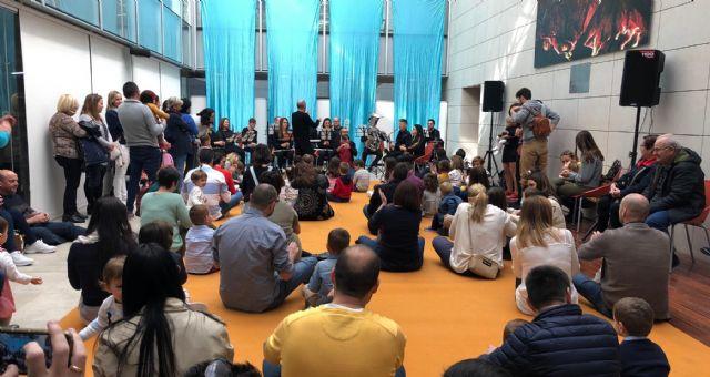 Así fue el concierto para bebés en honor a Santa Cecilia - 2, Foto 2