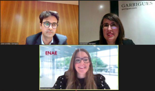 Garrigues y ENAE Business School abordan las consecuencias tributarias de la Covid-19 para las empresas - 1, Foto 1