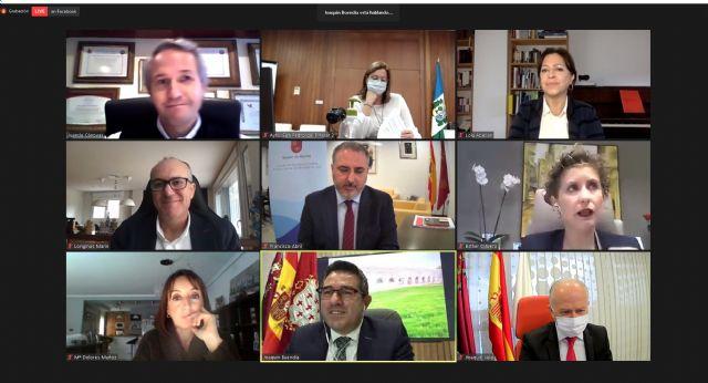 Alcantarilla expone sus proyectos de sostenibilidad en el webinar 'La RSC y los ODS como una oportunidad para los ayuntamientos' - 1, Foto 1