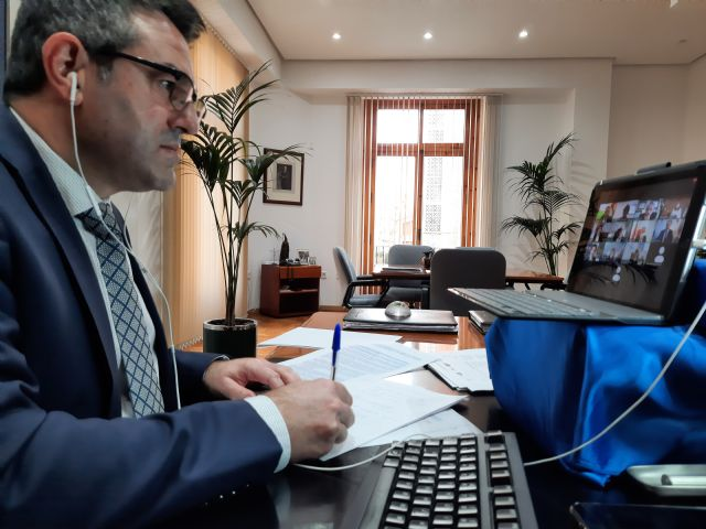 Alcantarilla expone sus proyectos de sostenibilidad en el webinar 'La RSC y los ODS como una oportunidad para los ayuntamientos' - 2, Foto 2