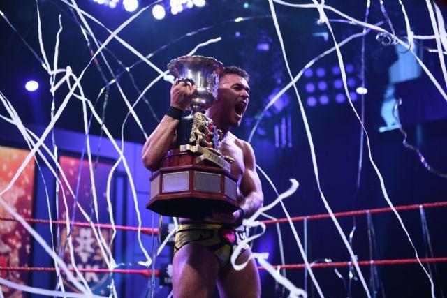El español A-Kid hace historia y gana su primer torneo en la WWE - 1, Foto 1
