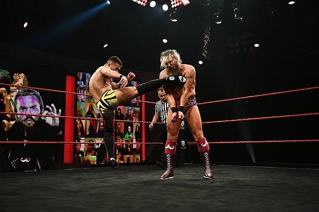 El español A-Kid hace historia y gana su primer torneo en la WWE - 2, Foto 2