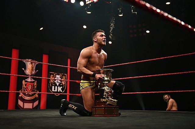 El español A-Kid hace historia y gana su primer torneo en la WWE - 4, Foto 4