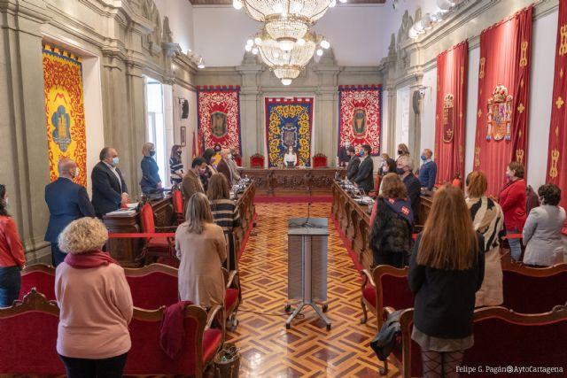 La alcaldesa pide que la F-36 se transforme en una vía rápida que conecte Cartagena y Torre Pacheco - 1, Foto 1