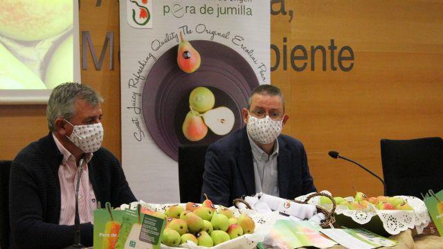 La Comunidad presenta la campaña de promoción de Pera DO de Jumilla para incentivar su consumo - 1, Foto 1