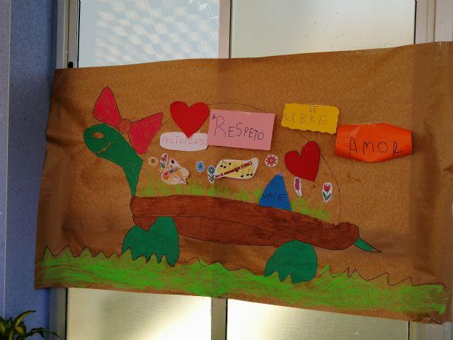 El centro de día de personas con discapacidad organiza actividades conmemorando el día contra la violencia de género - 3, Foto 3