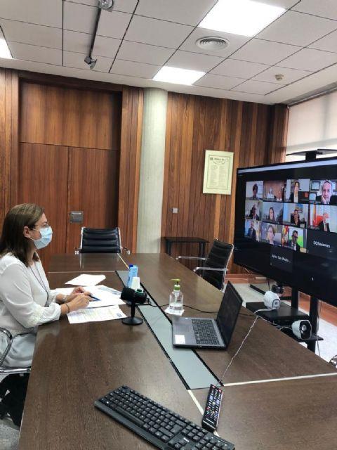 El Ayuntamiento de San Pedro del Pinatar premiado por la modernización administrativa y destacado por su compromiso con la RSC y los ODS - 1, Foto 1