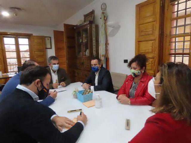 Vázquez: El Gobierno de Sánchez no puede bloquear la restauración definitiva del vertedero de Abanilla porque una cuestión de Estado - 2, Foto 2
