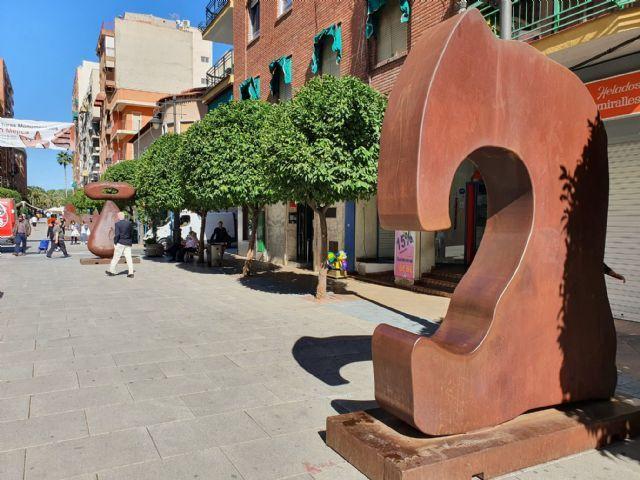 Lorca acogerá del 12 de enero al 4 de abril la exposición 'Esculturas Monumentales' del artista asturiano Juan Méjica - 1, Foto 1