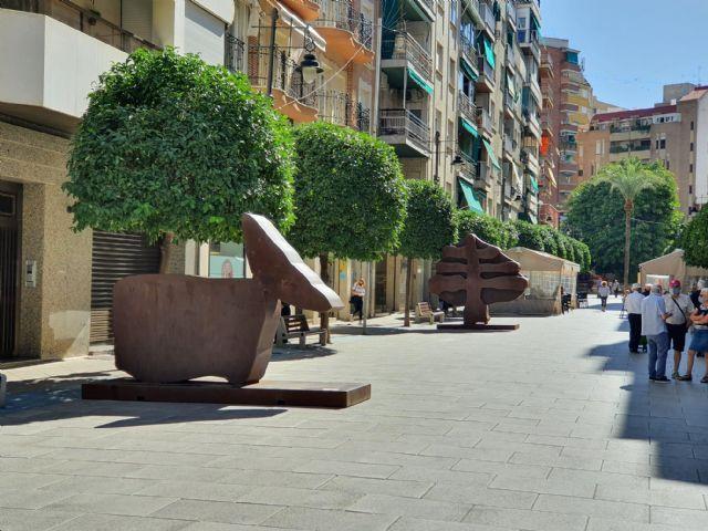 Lorca acogerá del 12 de enero al 4 de abril la exposición 'Esculturas Monumentales' del artista asturiano Juan Méjica - 2, Foto 2