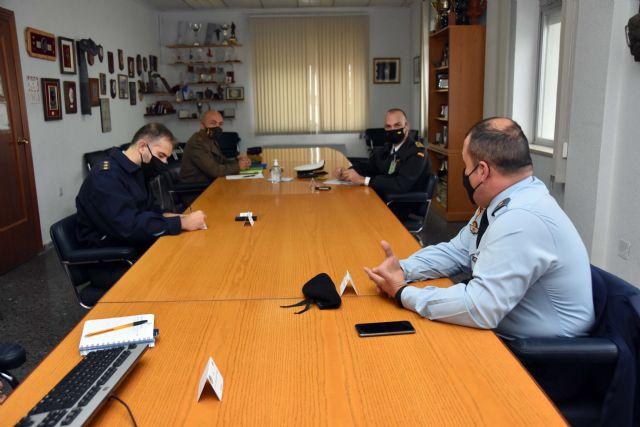Los rastreadores militares superan los 10000 rastreos en la Región de Murcia, Foto 2