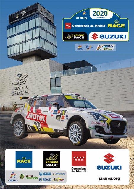 El Campeonato de España de Rallyes de Asfalto culmina un año más en el Circuito del Jarama - RACE - 1, Foto 1