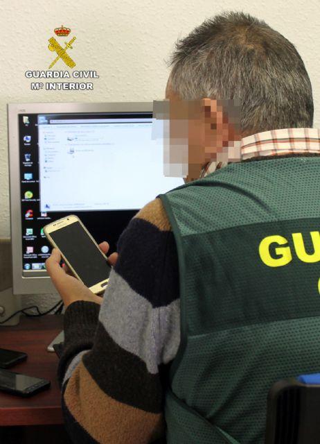 La Guardia Civil detiene a un joven por acoso sexual a una menor a través de redes sociales - 1, Foto 1
