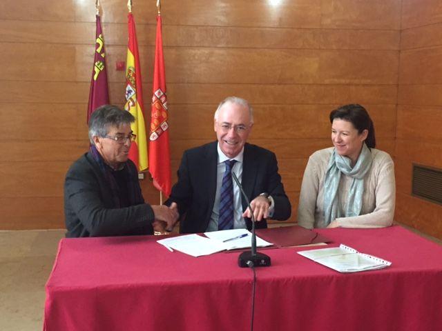 Un convenio entre el Ayuntamiento y la Asociación Columbares recupera las acequias de la red de riego de la Huerta de Murcia y la anguila en la cuenca del Río - 2, Foto 2