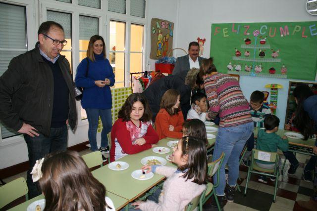 Un centenar de niños se benefician esta Navidad del servicio de conciliación de la vida laboral y familiar
