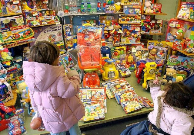 They offer a series of recommendations for the purchase of toys during the Christmas and Reyes campaign - 1
