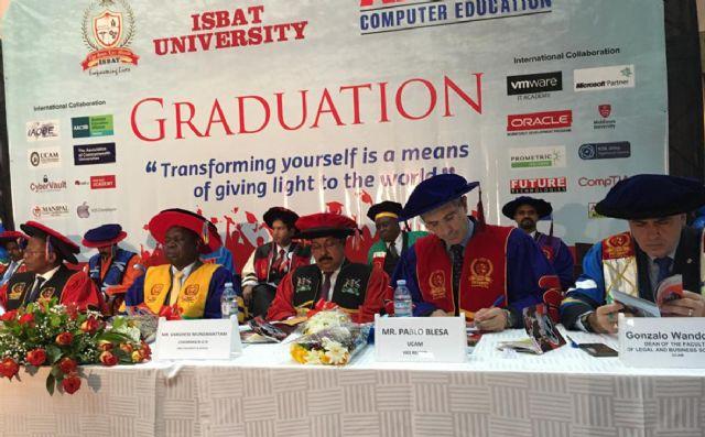 La UCAM gradúa en Uganda a un grupo de estudiantes de MBA - 2, Foto 2