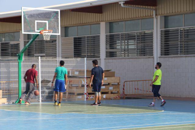 El Polideportivo municipal celebra su primera jornada de puertas abiertas - 1, Foto 1