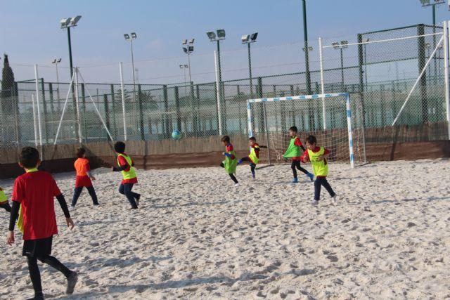 El Polideportivo municipal celebra su primera jornada de puertas abiertas - 2, Foto 2