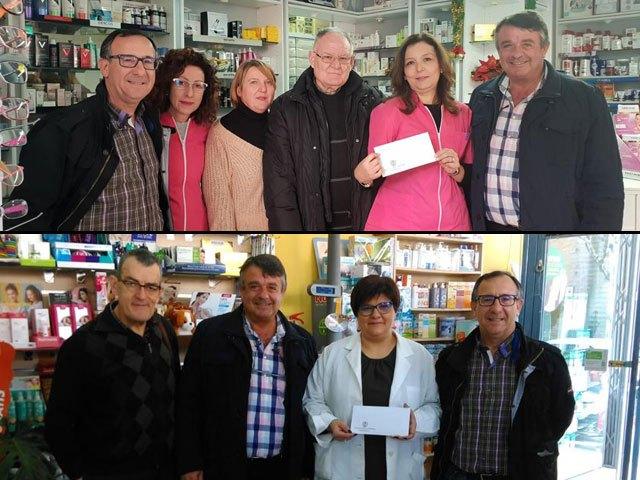 The Cabildo allocates 1,600 € to the purchase of medicines for Cáritas Totana - 1