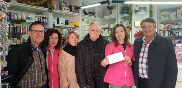 The Cabildo allocates 1,600 € to the purchase of medicines for Cáritas Totana - 2