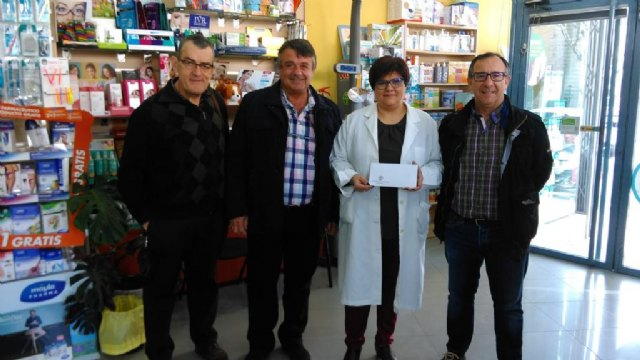 The Cabildo allocates 1,600 € to the purchase of medicines for Cáritas Totana - 3