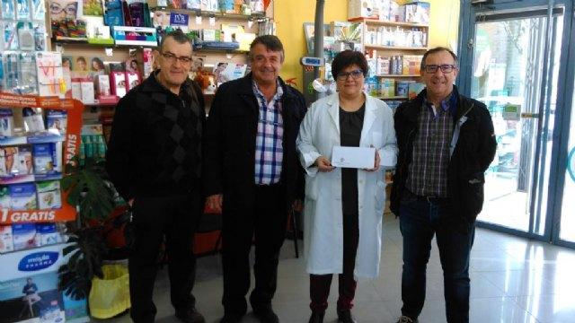 The Cabildo allocates 1,600 € to the purchase of medicines for Cáritas Totana - 3