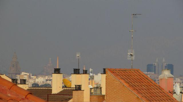 Ahora Murcia exige medidas reales para luchar contra la contaminación y que el equipo de Ballesta tenga coraje para restringir el tráfico en el centro - 1, Foto 1