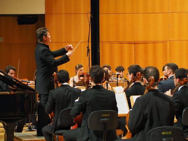 La Orquesta de Jóvenes de la Región de Murcia actuará este domingo en la Iglesia de Nuestra Señora del Rosario - 2, Foto 2