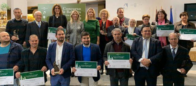 La Comunidad premia al Ayuntamiento y al CEIP Petra Sánchez de Los Alcázares en la II edición del concurso de Belenes