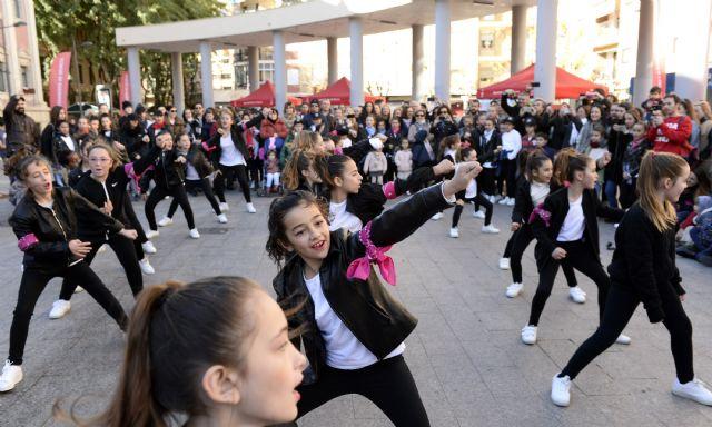Centenares de jóvenes participan en el evento ´Redes en la calle´ - 3, Foto 3
