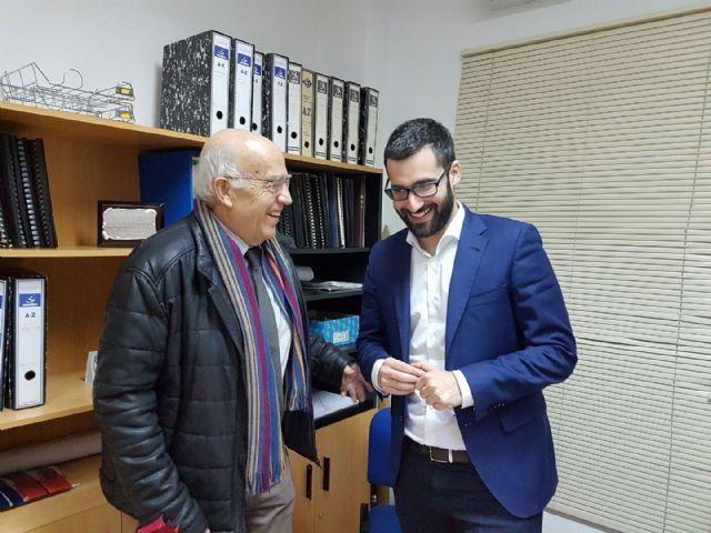 José Ignacio Gras: El Raal ha dado un cambio de ciento ochenta grados gracias a la ilusión y a la dedicación de su nuevo alcalde - 1, Foto 1