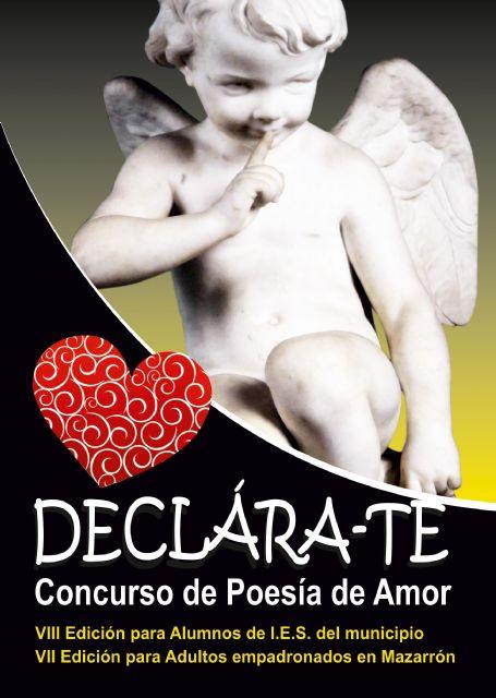 Convocada una nueva edición del concurso de poemas de amor 'declárate' - 1, Foto 1