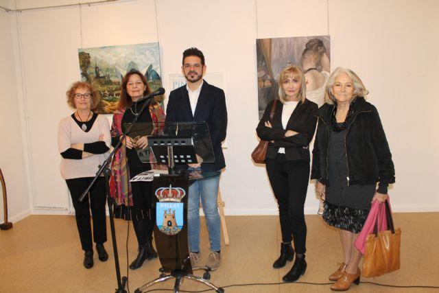 'Fuera de Contexto' de la Asociación Párraga se expone en la Casa de Cultura - 1, Foto 1