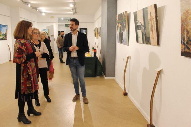 'Fuera de Contexto' de la Asociación Párraga se expone en la Casa de Cultura - 2, Foto 2