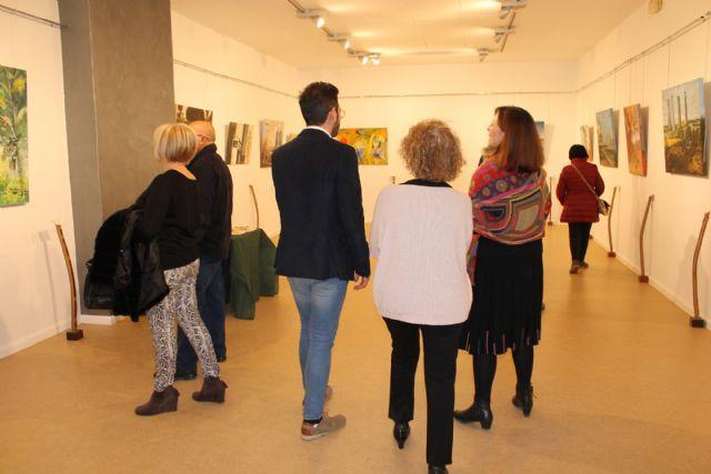 'Fuera de Contexto' de la Asociación Párraga se expone en la Casa de Cultura - 3, Foto 3