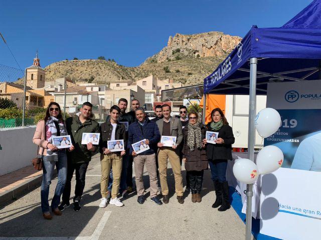 Ulea mejorará sus infraestructuras viarias y caminos rurales gracias a los presupuestos regionales de 2019 - 1, Foto 1