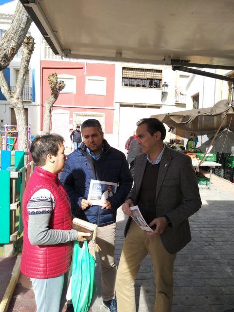 Ulea mejorará sus infraestructuras viarias y caminos rurales gracias a los presupuestos regionales de 2019 - 2, Foto 2