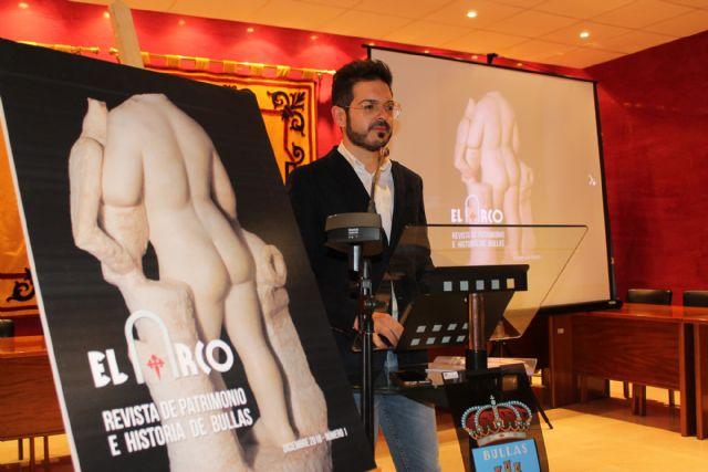 Presentada la segunda edición de la revista 'El Arco' - 1, Foto 1