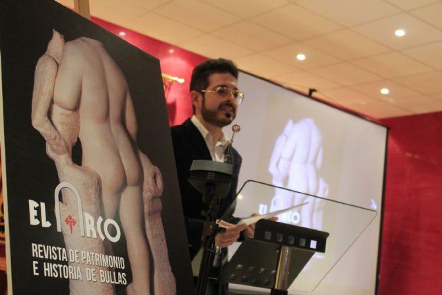 Presentada la segunda edición de la revista 'El Arco' - 2, Foto 2