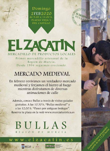 El Zacatín vuelve a revivir la Edad Media - 1, Foto 1