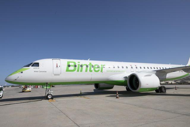 Binter lanza una nueva promoción con vuelos a canarias a partir de 102,7 euros - 1, Foto 1