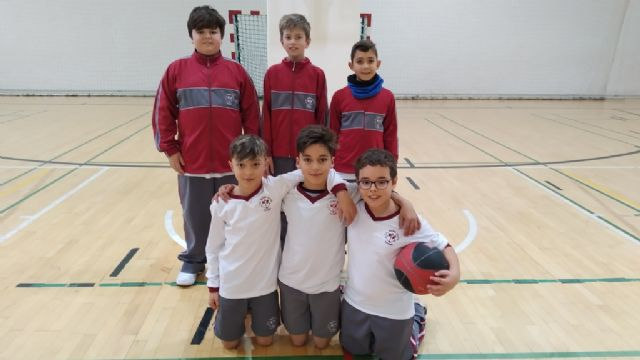 The Local Phase of School Sports Basketball begins, in the categories benjamín, alevín and infantil infantil