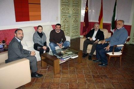Visita del Director General de Bienes Culturales a Cehegín - 1, Foto 1