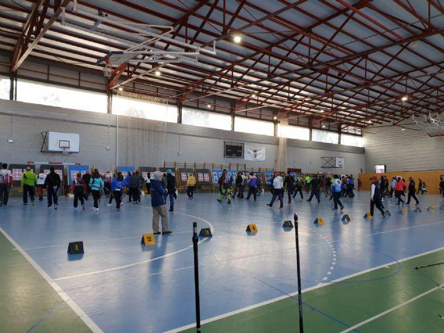 Dos bulleros disputaran el Campeonato de España de Precisión de Tiro con arco en sala - 2, Foto 2