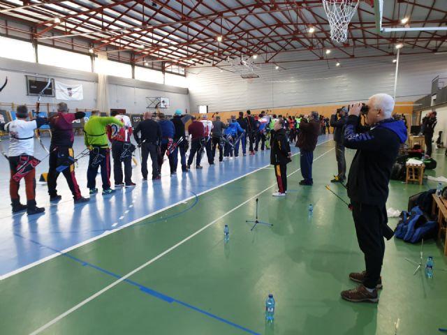 Dos bulleros disputaran el Campeonato de España de Precisión de Tiro con arco en sala - 3, Foto 3
