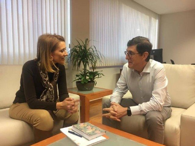 Ciudadanos llevará los nuevos centros de salud en Fortuna y Alhama de Murcia al Consejo de Gobierno - 1, Foto 1