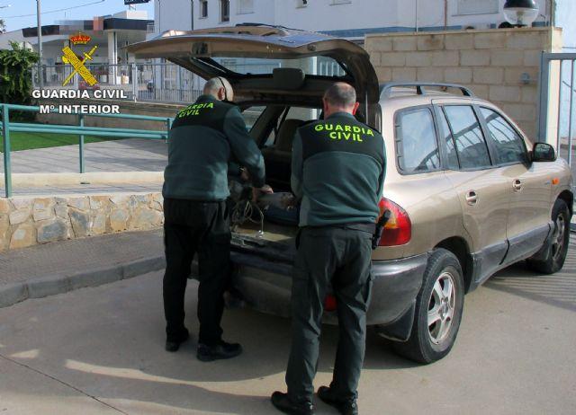 La Guardia Civil detiene a los 13 miembros de un experimentado grupo criminal dedicado al robo en viviendas de San Javier - 3, Foto 3