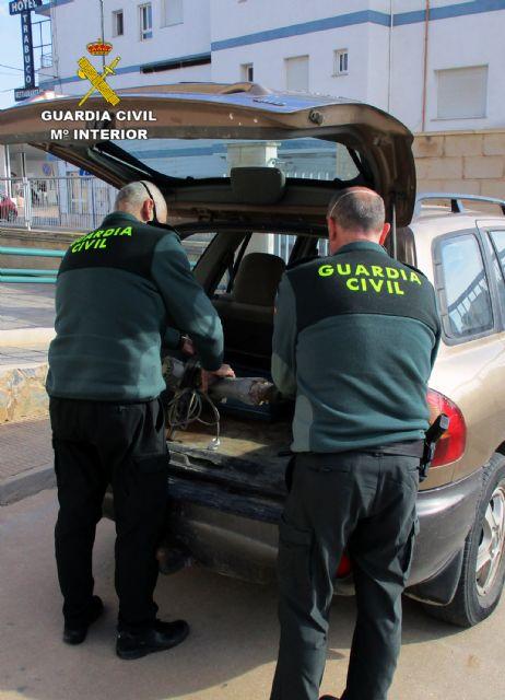 La Guardia Civil detiene a los 13 miembros de un experimentado grupo criminal dedicado al robo en viviendas de San Javier - 4, Foto 4