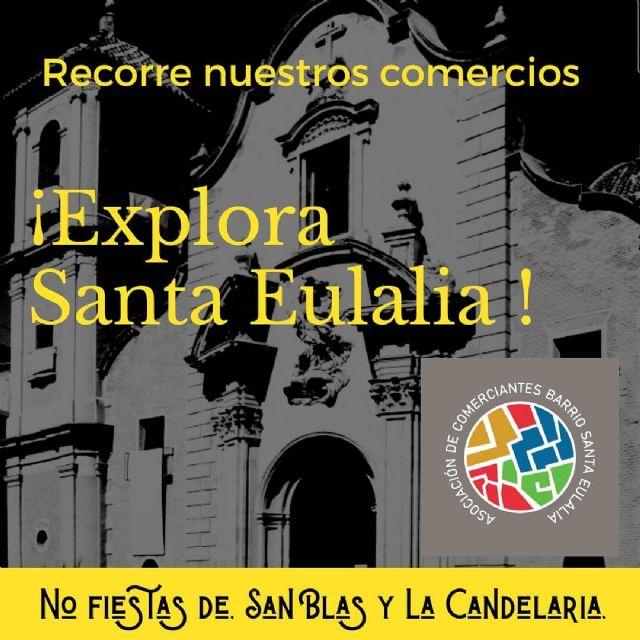 Santa Eulalia se viste de amarillo - 1, Foto 1